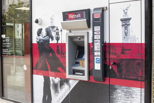 Distributeurs de billets: vers un Batopin en France?