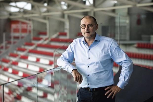 Eddy Cordier (Zulte Waregem): 'Alles verzandt in eindeloze discussies die de pers breed uitsmeert'