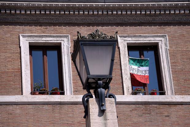 'Meer dan de helft van de Italianen heeft het gehad met Brussel'