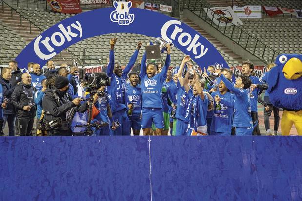 La montée en puissance de Genk et l'amertume du Standard: retour sur la finale de la Coupe