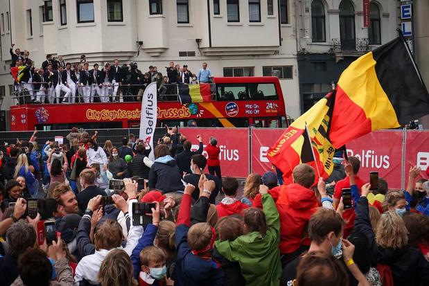 Overzicht: 69 van de 123 Belgische atleten haalden een topachtnotering