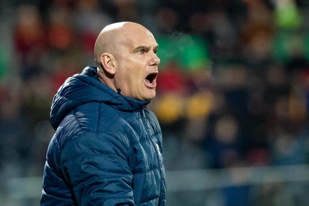 Dennis van Wijk, de blaffende trainer