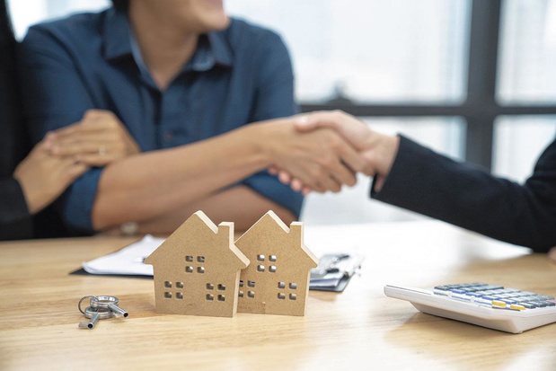 Courtage: toujours plus d'agents immobiliers