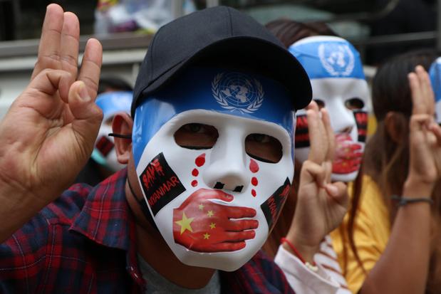 'Als het conflict in Myanmar escaleert, wordt het moeilijk voor Peking om aan de zijlijn te blijven'