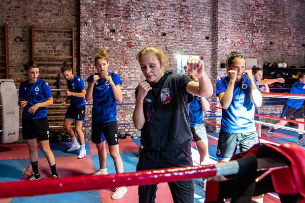 U verkoos Delfine Persoon tot meest invloedrijke Belgische sportvrouw: 'Taboe rond boksen doorbroken'