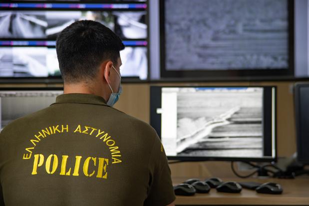 Griekenland stuurt extra bewakers naar Turkse grens