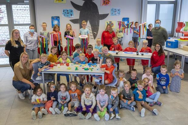 Gemeente Ledegem organiseert voor de 20ste keer kleuter- en sportkampen