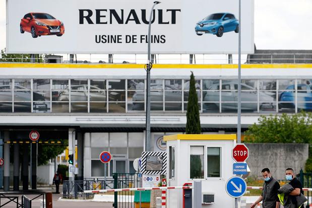Renault zet 15.000 banen op de helling