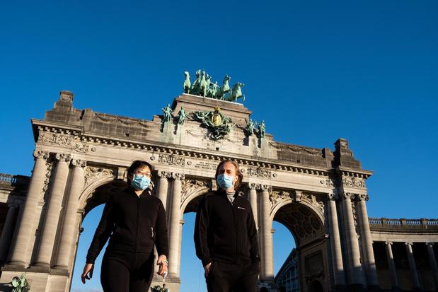 La moyenne des infections quotidiennes repasse au-dessus de la barre des 3.000