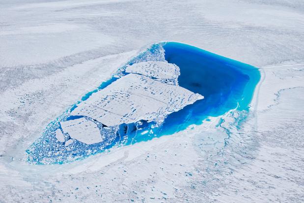 Volume gletsjermeren is in dertig jaar met vijftig procent gestegen