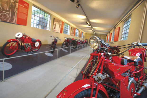 100 jaar Moto Guzzi