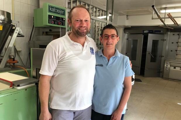 Pedro Ameel en Wendy Neuville zoeken overnemers voor hun bakkerij
