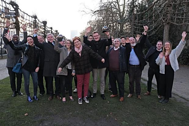 De eerste volledig elektronische akte in België dankzij de modernisering van de Burgerlijke Stand