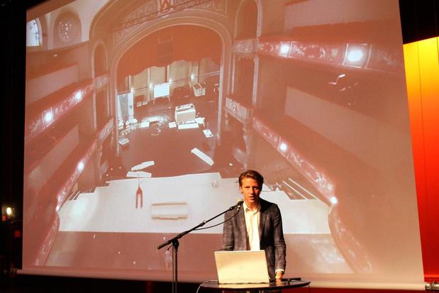 Schouwburg Kortrijk opent balzaal en presenteert een uniek podiumprogramma