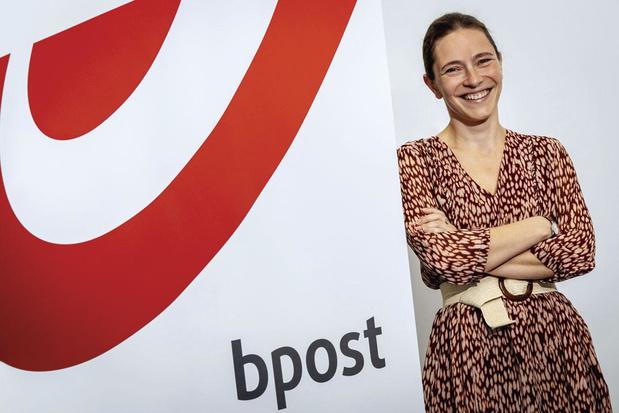 Audrey Hanard (nieuwe voorzitter raad van bestuur): 'Bpost moet evolueren. Dat weten ook de vakbonden'