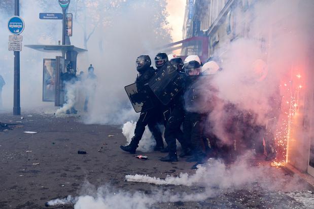 Protesten in Frankrijk tegen omstreden wetswijziging en politiegeweld