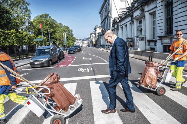 Oud-magistraat Walter De Smedt: 'Beleid van minister Geens is oorzaak van ondergang van Justitie'