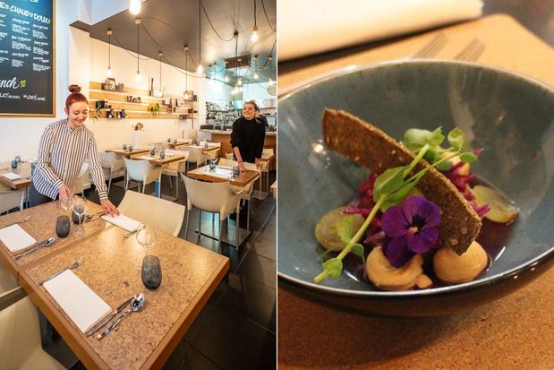 Origine in Etterbeek: knusse bistro met inventieve wereldkeuken
