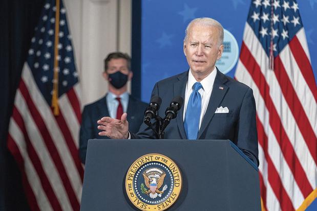 Sur l'Isoc, Joe Biden impose sa révolution