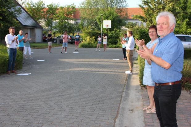 Beweging.net Pittem-Egem applaudisseert uit dankbaarheid