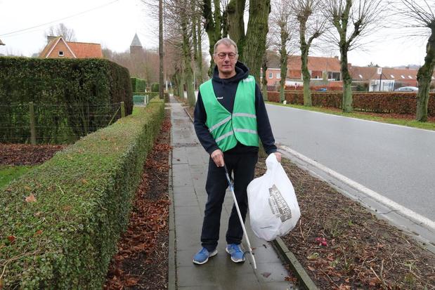 Heuvelland blijft zwerfvuil opruimen