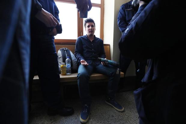 Rui Pinto, de man achter Football Leaks, wil vrijgesproken worden