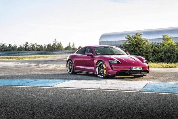 Porsche: des Taycan téléguidées