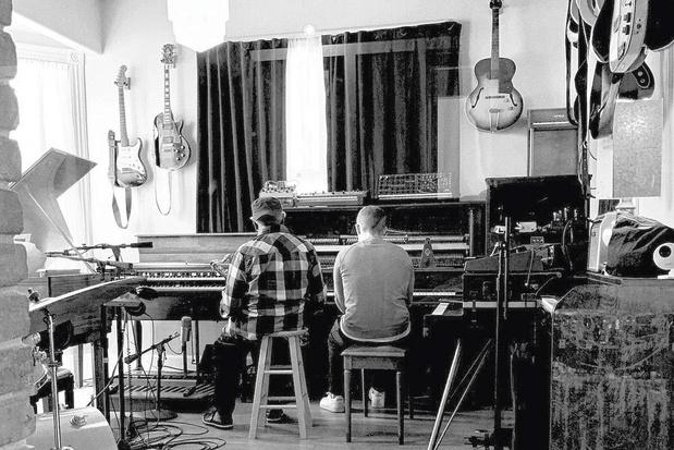 """[l'album de la semaine] Floating Points & Pharoah Sanders - """"Promises"""": Saxtrordinaire!"""