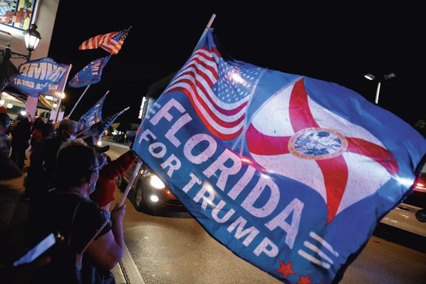 Trumpmania pas morte en Floride