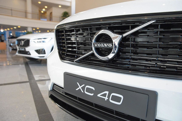 Volvo continue sa croissance