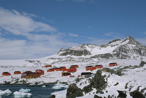 Recordtemperatuur gemeten op Argentijns Antarctica