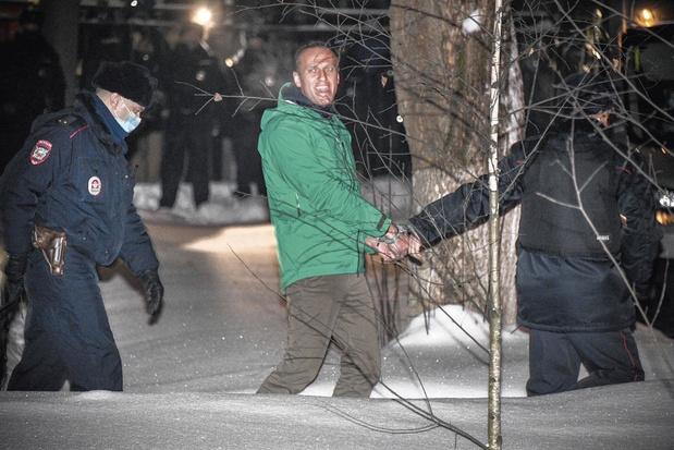 La Cour européenne des droits de l'Homme ordonne la libération de Navalny, Moscou refuse