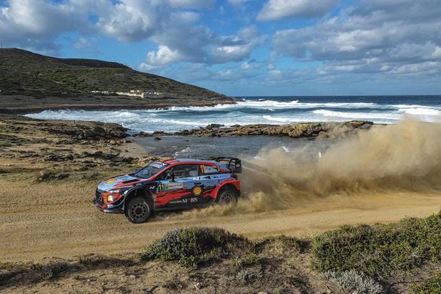 Thierry Neuville enfin champion du monde de rallye?