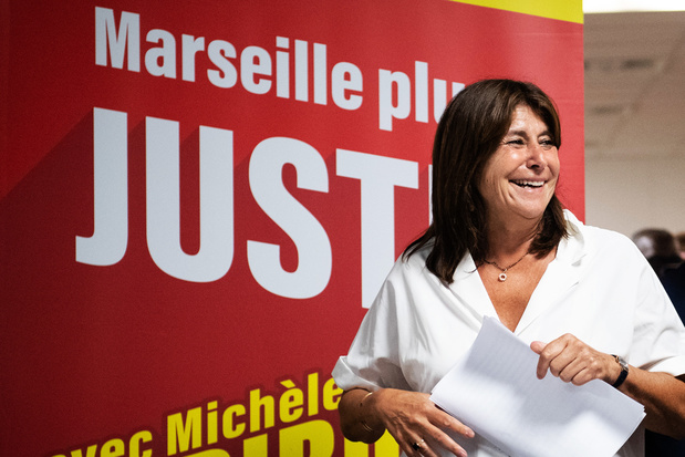 Milieuactiviste Michèle Rubirola wordt eerste vrouwelijke burgemeester van Marseille
