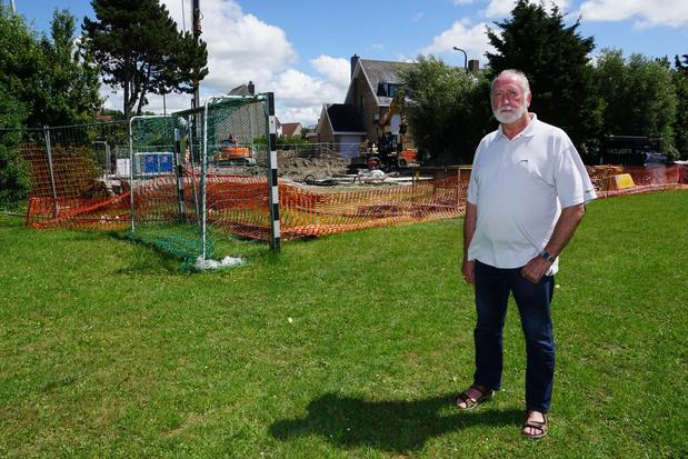 Bouw nieuw waterpompstation in Bredene zet kwaad bloed bij buren