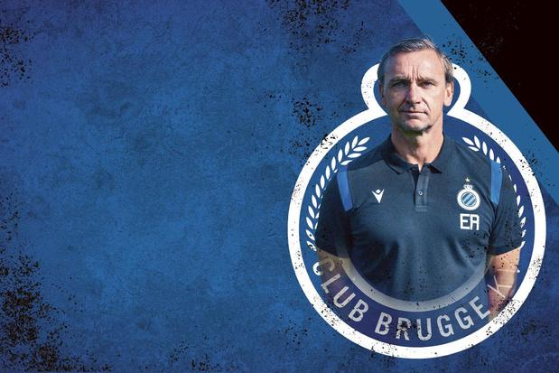 Eddie Rob, le Wallon des champions du Club Bruges