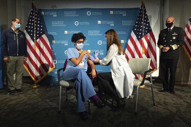 Ook de VS vaccineren