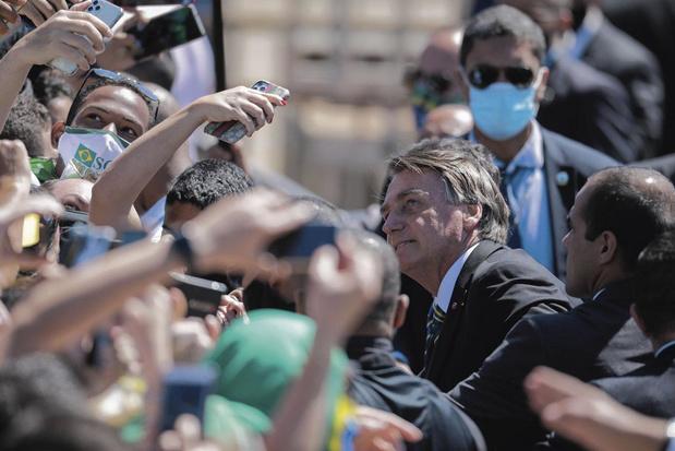 Bolsonaro contre vents et marées