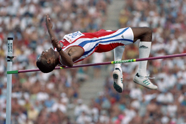 Flashback naar 29 juli 1989: Javier Sotomayor springt over 2,44 meter