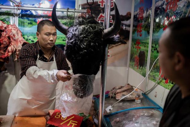 Betekent het coronavirus het einde van markten met wilde dieren in China?