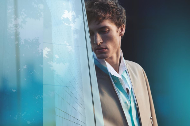 Conversation autour d'H24, le nouveau parfum vif-argent d'Hermès