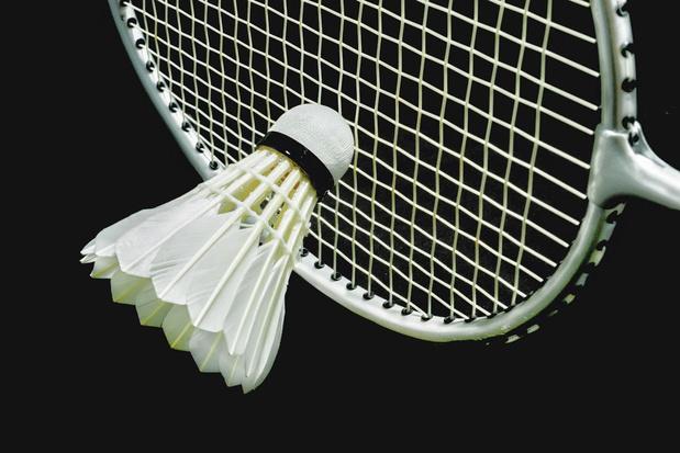 Badminton niet zonder gevaar voor de ogen