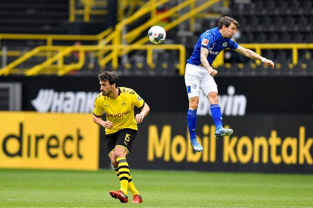 Match to watch: Borussia Dortmund - Schalke 04