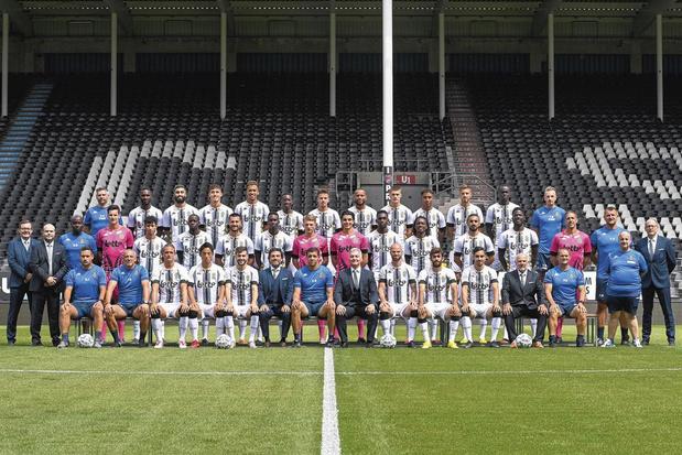 SC Charleroi - Club