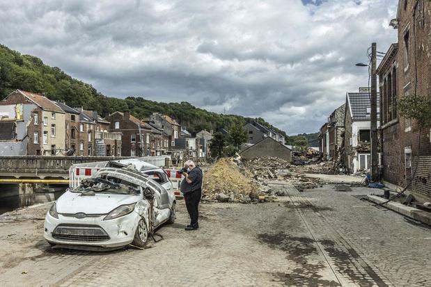 'De overstromingen van juli zijn een hefboom voor wie meer Vlaamse bevoegdheden wil'