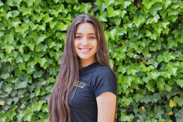 18-jarige Markse is finaliste Queen of the Models