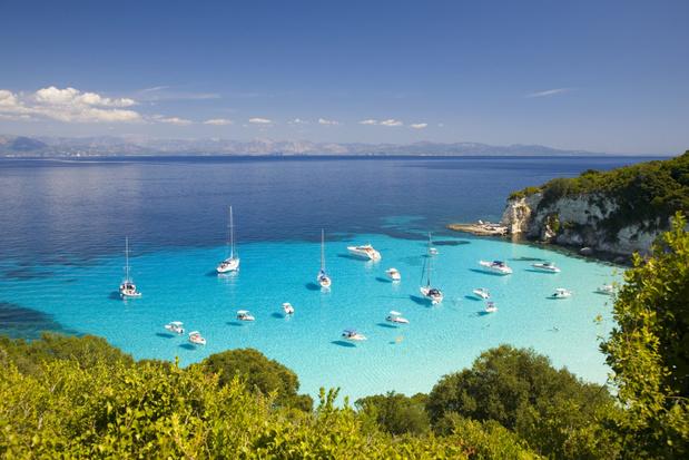 Griekenland steekt Spanje voorbij als populairste vakantiebestemming (TUI)