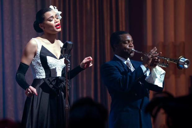 Prada réinvente les tenues de scène mythiques de Billie Holiday