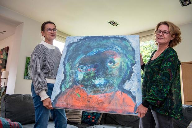 Izegemse zussen Petillion dankbaar dat vader Piet 16 jaar langer leefde dankzij donornier
