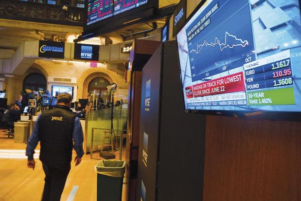 Bourse: un mur d'inquiétudes